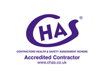 We are now CHAS Accredited